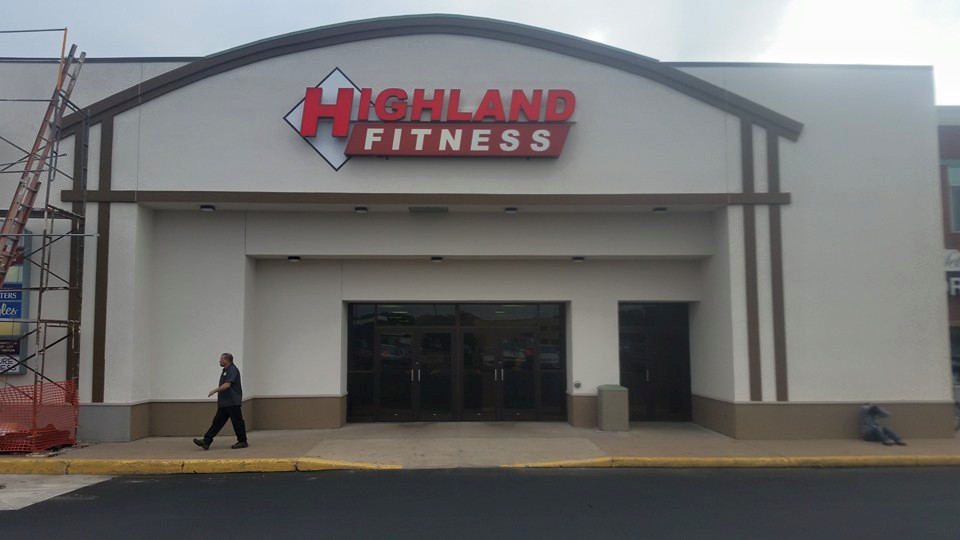 Highland Fitness Part of EastRidge Mall in Eau Claire