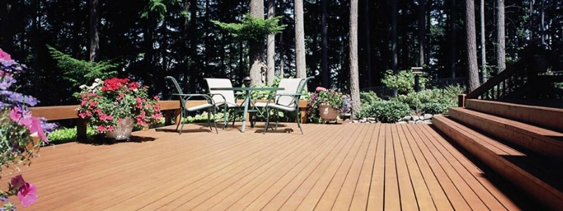 Protect, preserve and beautify any wood project with Flood!