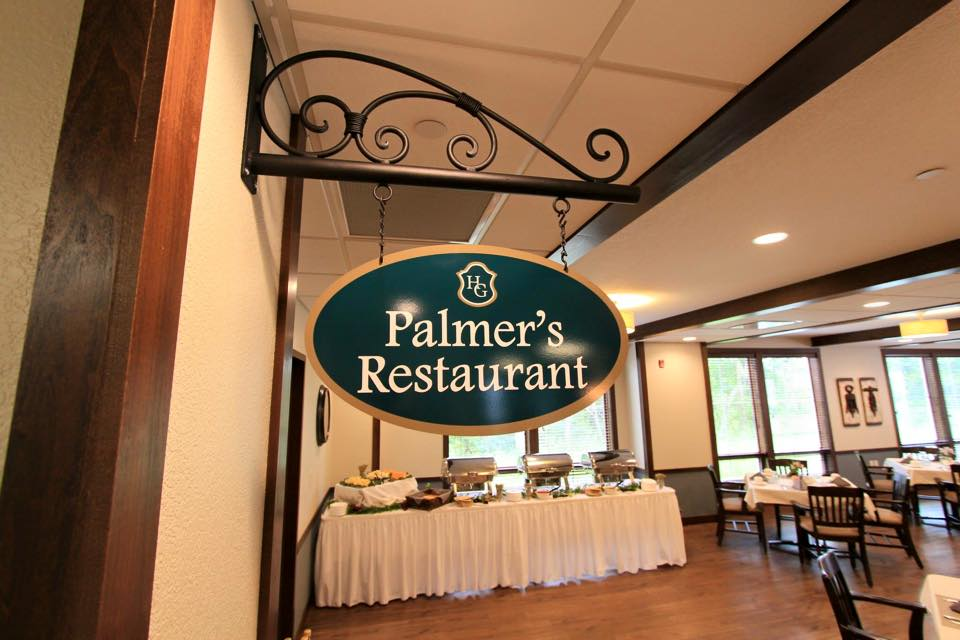 Palmer's Restaurant at The Classic at Hillcrest Greens