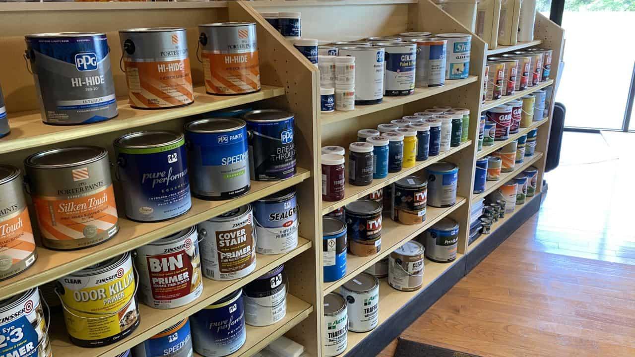 Accent Paint Store Eau Claire WI
